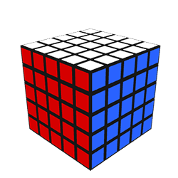 Professor's Cube (5x5x5)