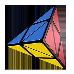 Mini Pyraminx (2x2x2)