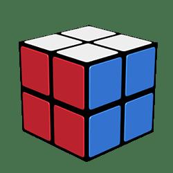 Mini Rubik's Cube (2x2x2)