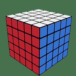 Rubik's Professor's Cube (5x5x5)