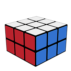 Domino Cube (2x3x3)