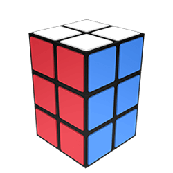 Tower Cube (2x2x3)