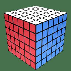 Rubik's Cube (6x6x6)
