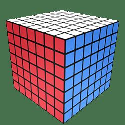 Rubik's Cube (7x7x7)