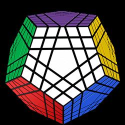 Gigaminx (5x5x5)