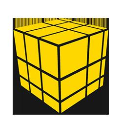 Mirror Cube (3x3x3)