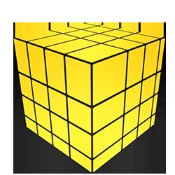 Mirror Cube (4x4x4)