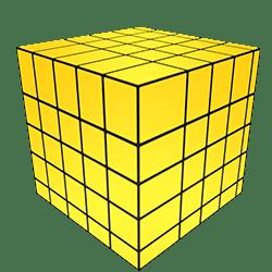 Mirror Cube (5x5x5) - Exclusive